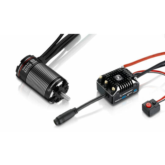 Hobbywing Xerun Axe FOC 550 Crawler Combo 3300KV