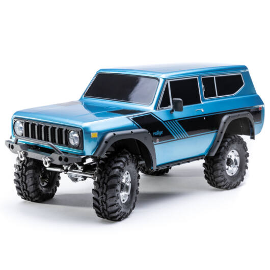 Redcat Gen8 Scale 1/10 Crawler RTR kék